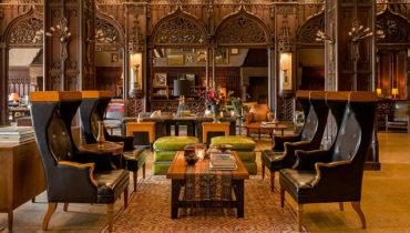 老屋迷不能錯過,芝加哥最奢華的古董運動旅館