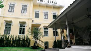 跨越藩籬的愛戀 曼谷百年旅店Baan2459