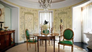 每個角落都如詩如畫,設計大師 Joseph Minton 以古董復刻舊日