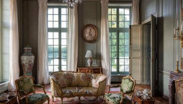 最法式的浪漫,古堡「小凡爾賽宮」Château de Villette 的飯店新生
